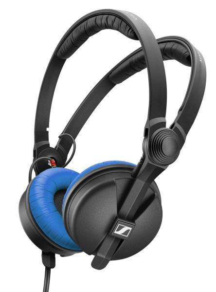 Studio & dj headphones Sennheiser HD 25 Blue Edition