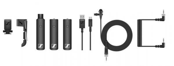 Wireless system Sennheiser Xsw-D Portable Eng Set