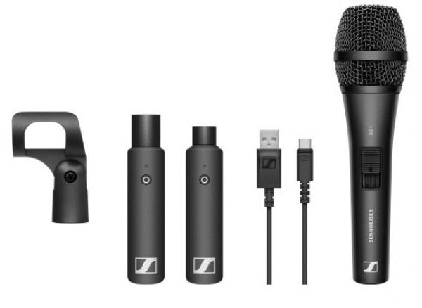 Wireless system Sennheiser Xsw-D Vocal Set