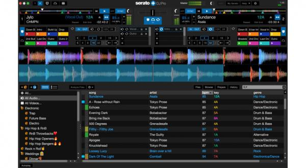 Dj software Serato DJ PRO - Version Téléchargement