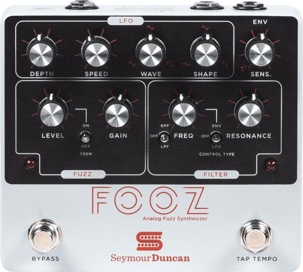 Guitar synthesizer Seymour duncan Fooz Analog Fuzz Synth