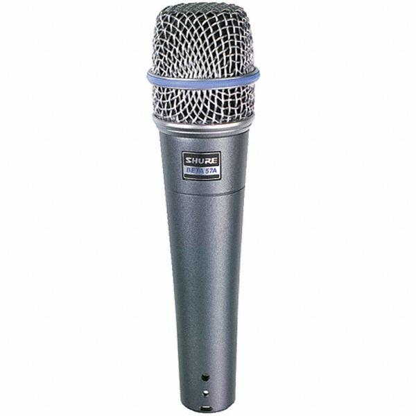 Vocal microphones Shure Beta57A