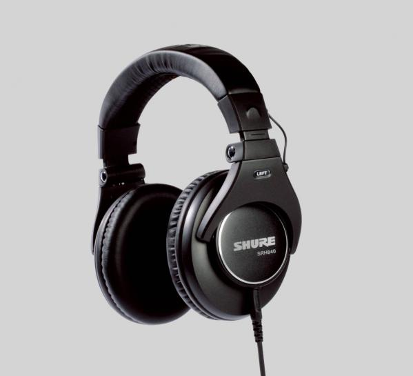 Studio & dj headphones Shure SRH840