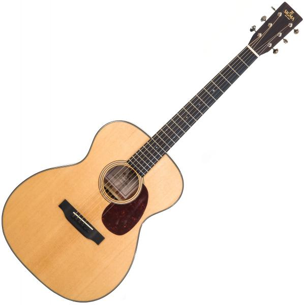 Acoustic guitar & electro Sigma 000M-18+ Standard - Natural