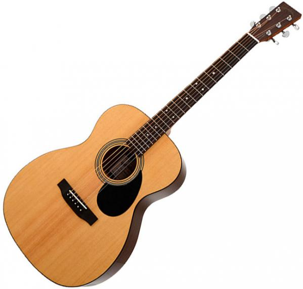 Acoustic guitar & electro Sigma OMR-21 - Natural