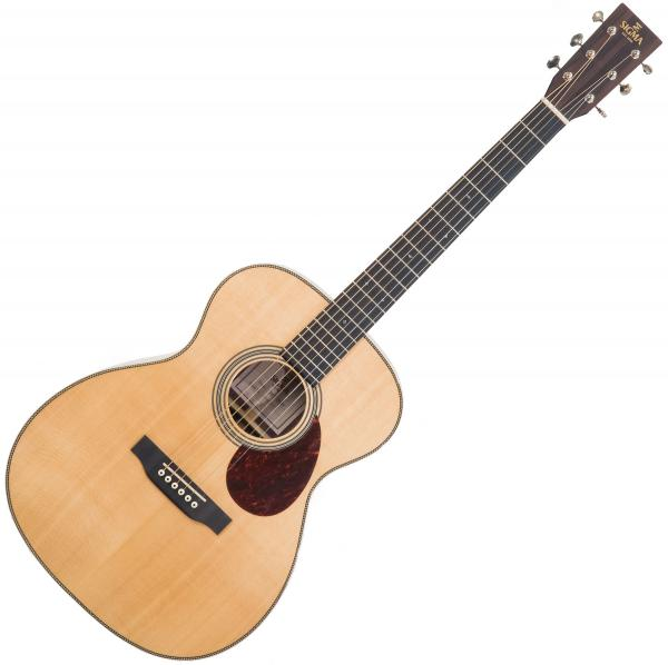 Acoustic guitar & electro Sigma OMT-28H+ Standard - Natural