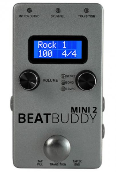 Drum machine Singular sound BeatBuddy Mini 2