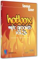 Card for keyboard Sonivox Hot Box : MPC Grooves Vol. 3