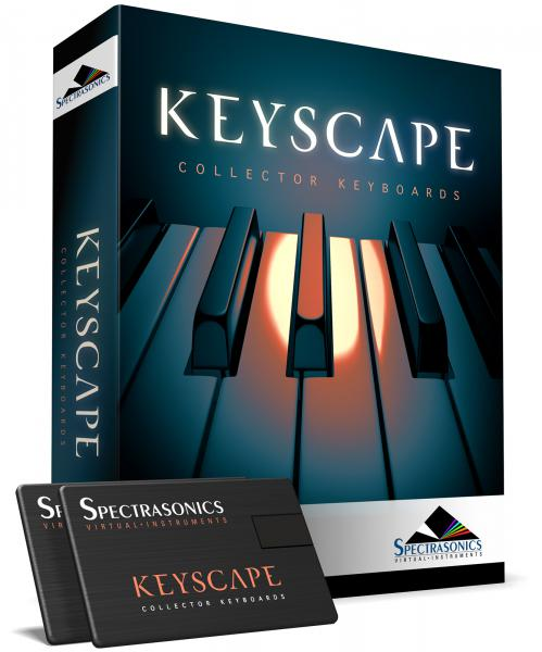 Sound bank Spectrasonics Keyscape