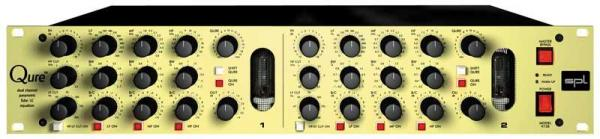 Effects processor  Spl Qure