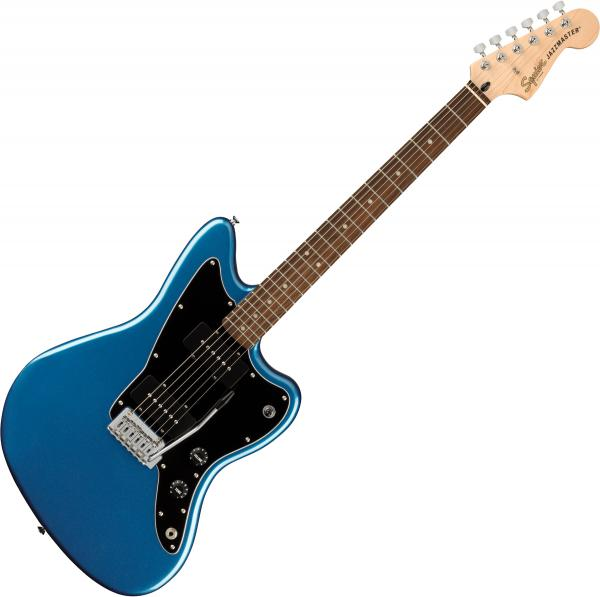 Solid body electric guitar Squier Affinity Series Jazzmaster 2021 (LAU) - lake placid blue