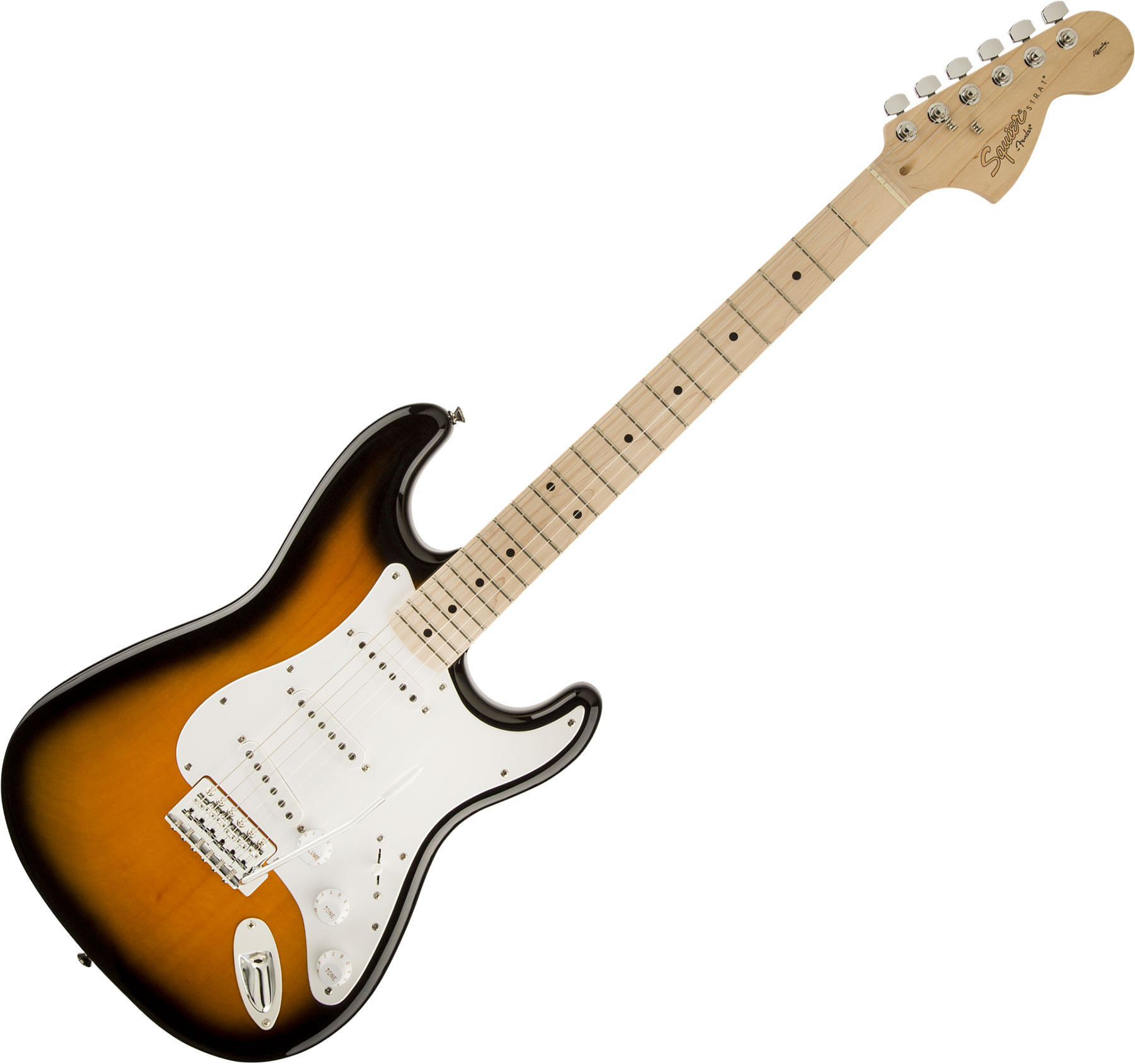 Squier Affinity Series Stratocaster (MN) - 2-color