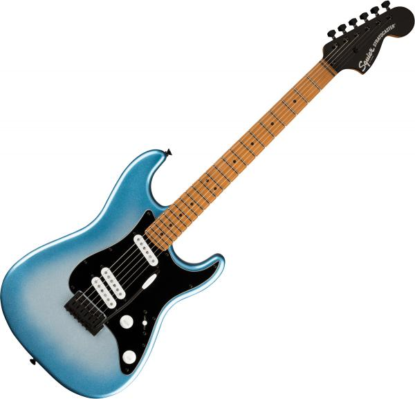 Solid body electric guitar Squier Contemporary Stratocaster Special (MN) - Sky burst metallic