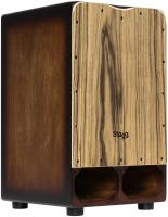 Cajon Stagg Cajon Cannon Ebony