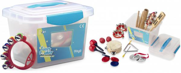 Percussion set for kids Stagg CPK-02 Percussion Set for Kids