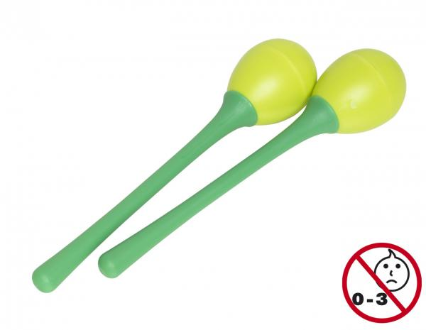 Shake percussion Stagg Egg Maracas Long Green