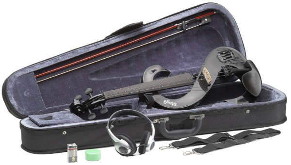 Electric violon  Stagg EVN 4/4 BK