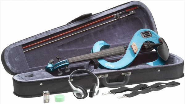 Electric violon  Stagg EVN 4/4 MBL