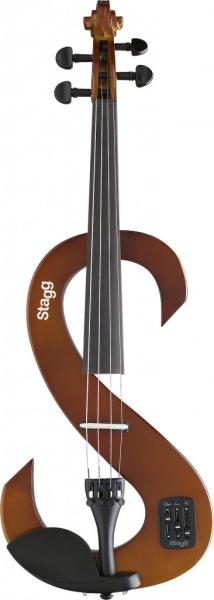 Electric violon  Stagg EVN 4/4 VBR