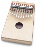 Hit percussion Stagg Kid Kalimba 10 keys Natural