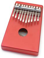 Hit percussion Stagg Kid Kalimba 10 keys Red