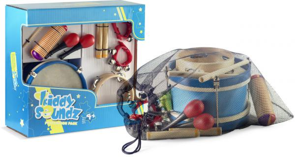 Percussion set for kids Stagg CPK-04 Kiddy Soundz Set