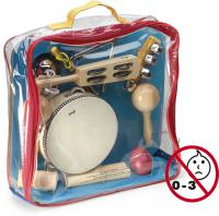 Percussion set for kids Stagg CPK-01