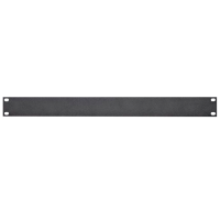 Studio rack Stagg Flat steel panel for 19
