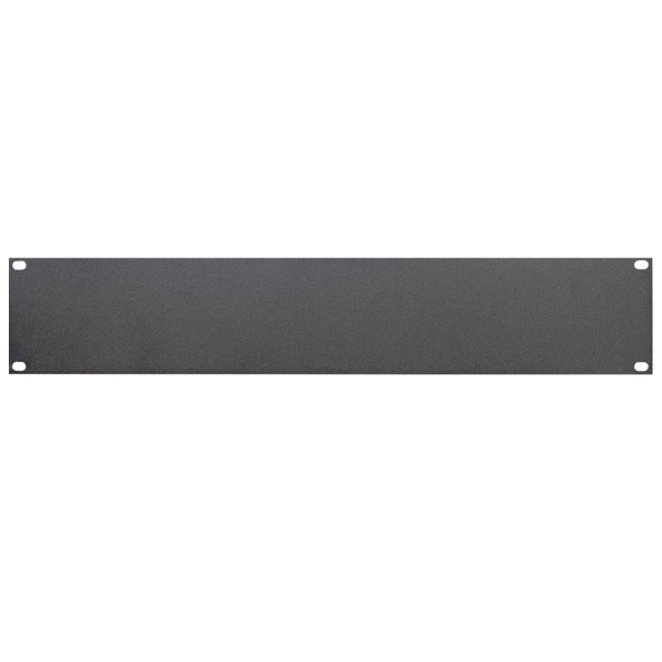 Rack panel / shelf / drawer Stagg Flat steel panel for 19