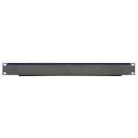 Studio rack Stagg U-shaped steel panel for 19