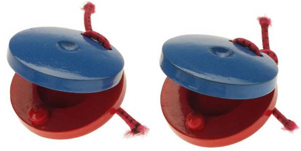 Hit percussion Stagg Castagnets Plastic Pair