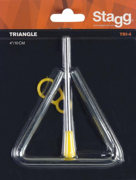 Hit percussion Stagg Triangle 4
