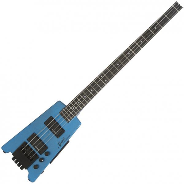 Travel electric bass Steinberger XT-2 Standard Bass +Bag - Frost blue