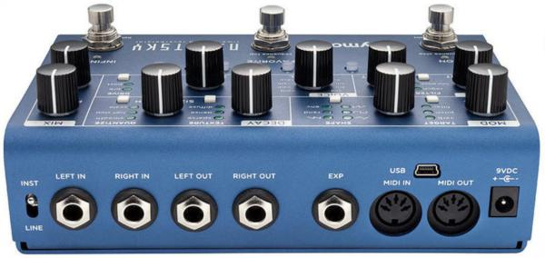 Reverb, delay & echo effect pedal Strymon Nightsky Reverberator
