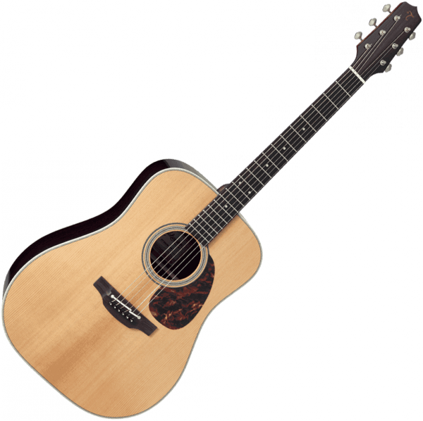 Acoustic guitar & electro Takamine EF360-TT Thermal Top Japan - Natural gloss
