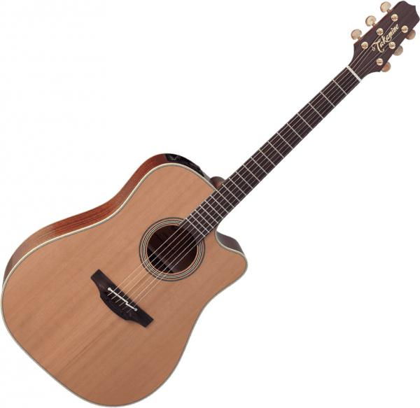 Acoustic guitar & electro Takamine EN10C - Natural