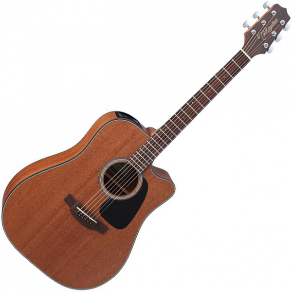 Acoustic guitar & electro Takamine GD11MCE-NS - Natural satin