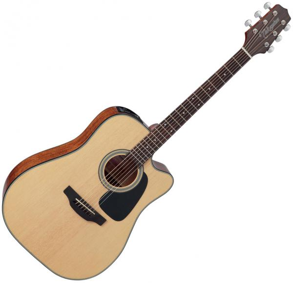 Acoustic guitar & electro Takamine GD15CE-NAT - Natural gloss