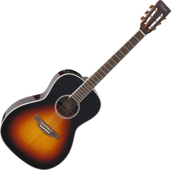 Acoustic guitar & electro Takamine NEW-YORKER GY51 - Brown sunburst