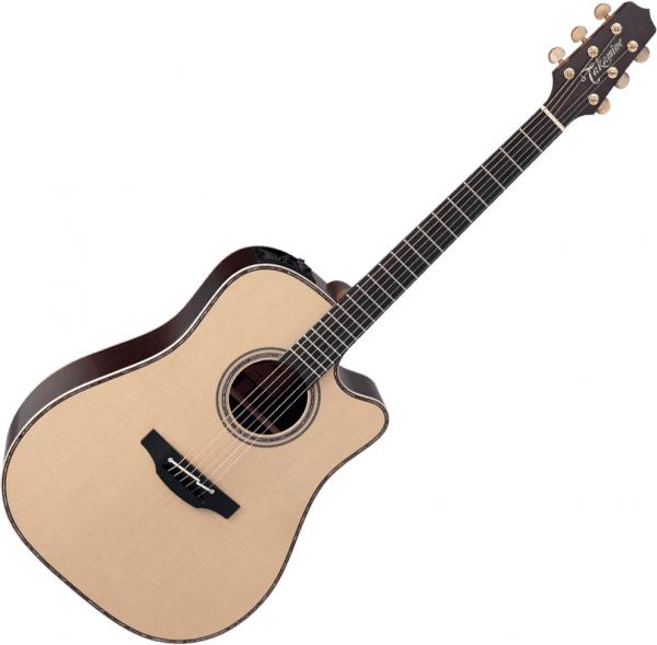Acoustic guitar & electro Takamine TN18C - Natural