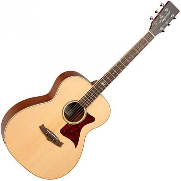 Acoustic guitar & electro Tanglewood TW170 SS Premier - natural satin