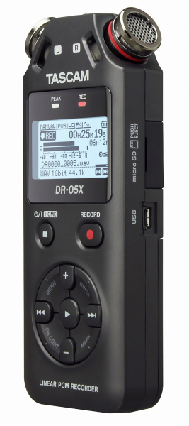 Portable recorder Tascam DR-05X