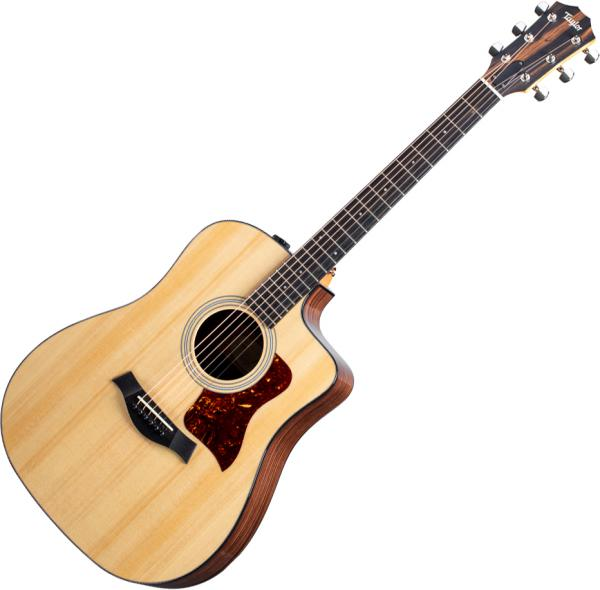Acoustic guitar & electro Taylor 210ce Plus - Natural