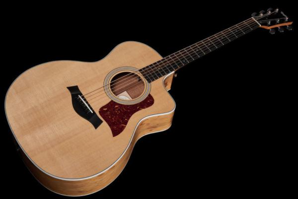 Acoustic guitar & electro Taylor 214ce-K 2020 - natural satin