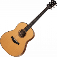 Acoustic guitar Taylor 717E Builder's Edition Dreadnought Electro EB - Natural