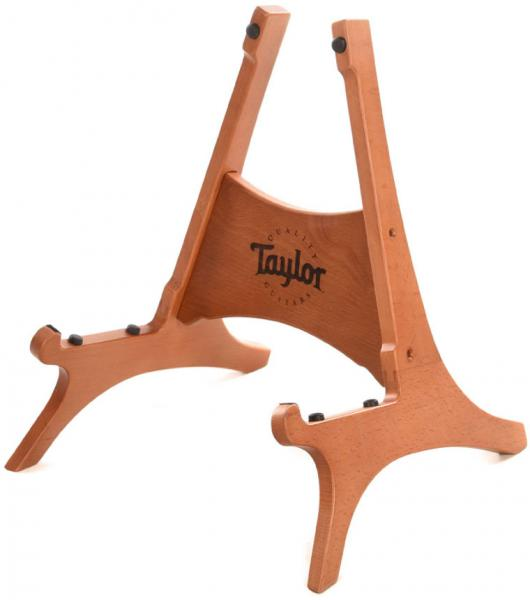 Stand for guitar & bass Taylor Beechwood Guitar Stand - Danish Brown
