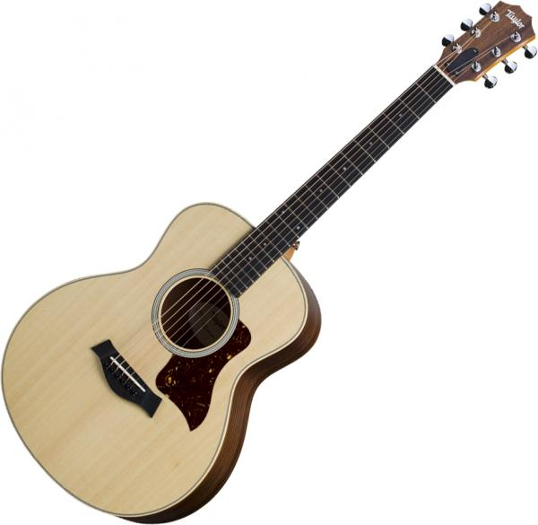 Travel acoustic guitar  Taylor GS Mini-e Rosewood - Natural satin