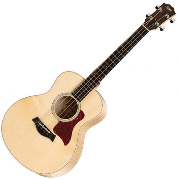 Acoustic bass Taylor GS Mini-e Maple Bass 2018 - Natural