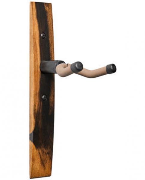 Stand for guitar & bass Taylor Guitar Wall Hanger - Ebony, No Inlay