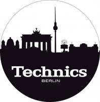 Slipmat Technics LP-Slipmat Berlin
